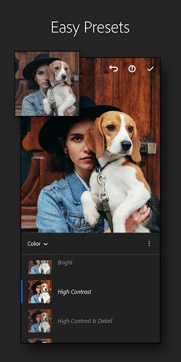 Adobe Lightroom - Photo Editor & Pro Camera 5.4.1 Screenshots 2