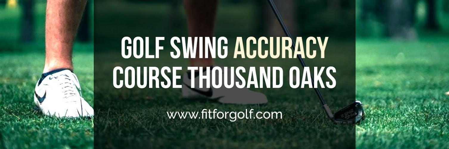 Golf Swing Accuracy Course
