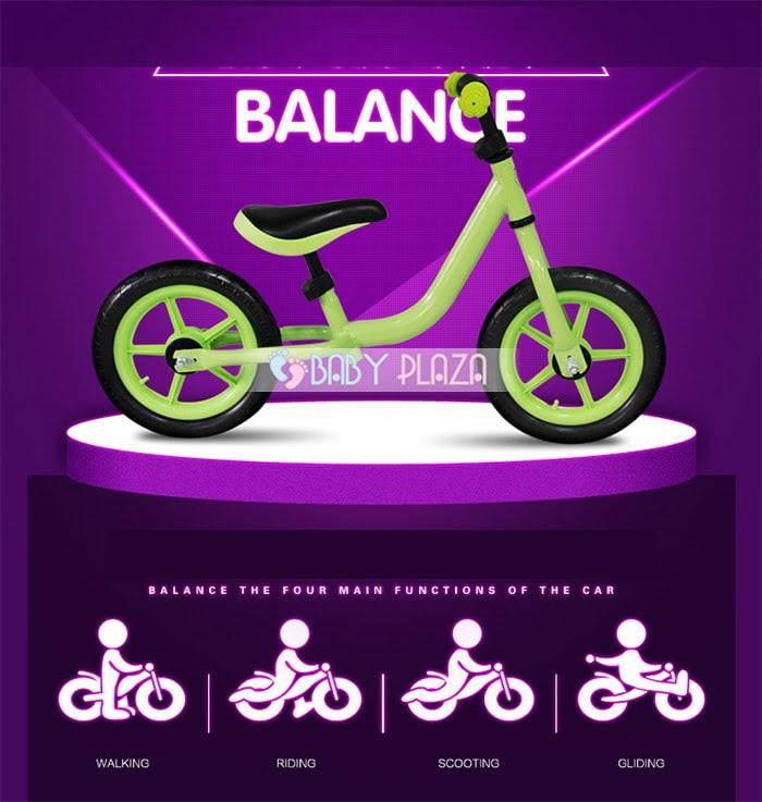 Xe đạp cân bằng cho bé Broller X 1