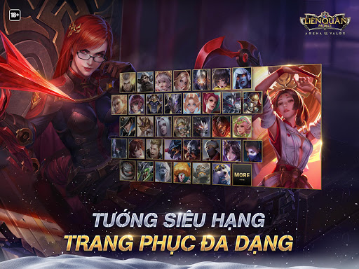 Garena Liu00ean Quu00e2n Mobile 1.26.1.2 screenshots 21