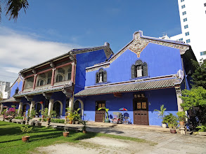 Photo: Cheong Fatt Tze Mansion which is an UNESCO World Heritage Site (George Town, Malaysia).