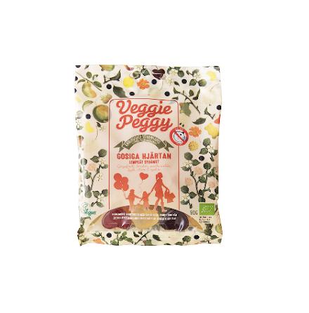 Veggie Peggy - Frukthjärtan