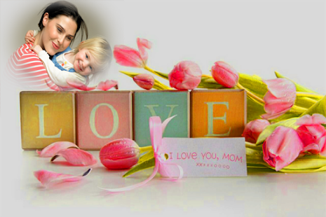 Mother's day frame card 2017- screenshot thumbnail