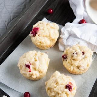 Tart Cranberry Scuffins