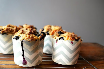 These muffins are the tops