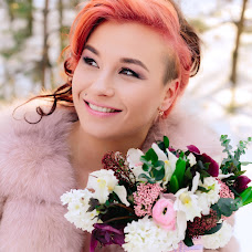 Wedding photographer Ekaterina Lezhneva (Lezneva). Photo of 25.02.2017