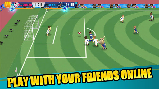 Furious Goal(Ultimate Soccer Team) 1.2.2 screenshots 1