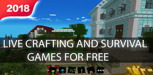 Live Craft : Crafting and survival for PC