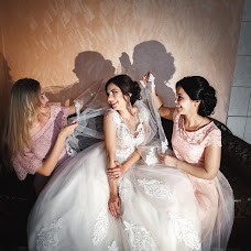Wedding photographer Ruslana Kim (ruslankakim). Photo of 17.07.2018