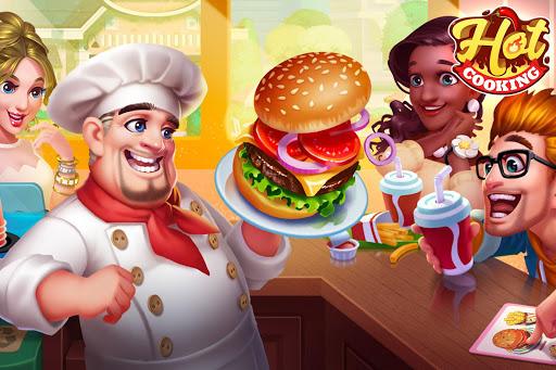 Cooking Hot - Craze Restaurant Chef Cooking Games apktram screenshots 10