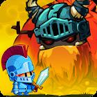 Caballero del Toque: Juego de Héroe de RPG Clicker icon