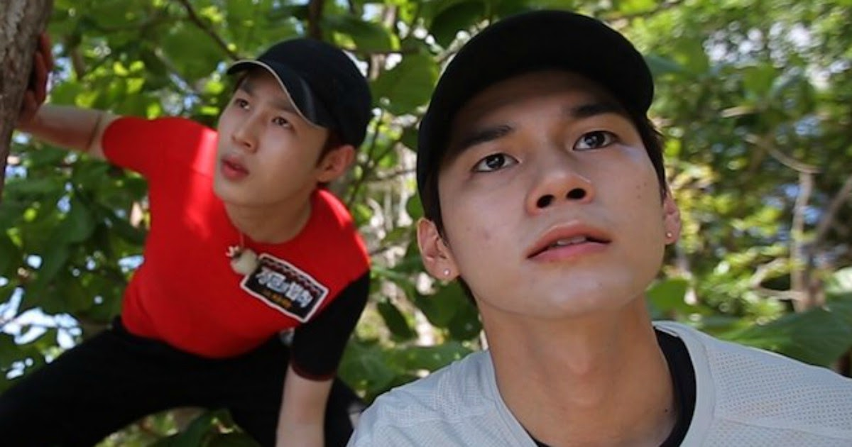 """Law of The Jungle"""" PDs Name Ong Seongwoo and Ha Sungwoon as"""