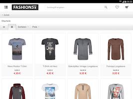 Screenshot of FASHION5