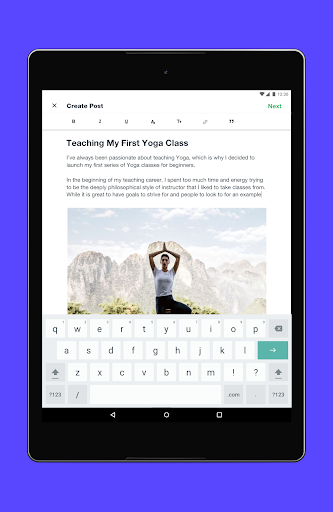 Wix: Build Websites, Online Stores, Blogs, & more 2.25310.0 screenshots 15