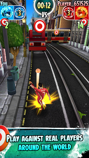 Cristiano Ronaldo: Kick'n'Run u2013 Football Runner  screenshots 4