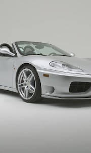 Themes Ferrari 360 screenshot 0
