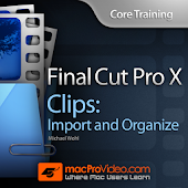 Importing Course For FCPX