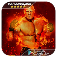 Brock Lesnar Wallpapers HD APK Icon