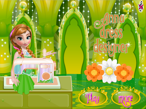 Dress Designer Anna
