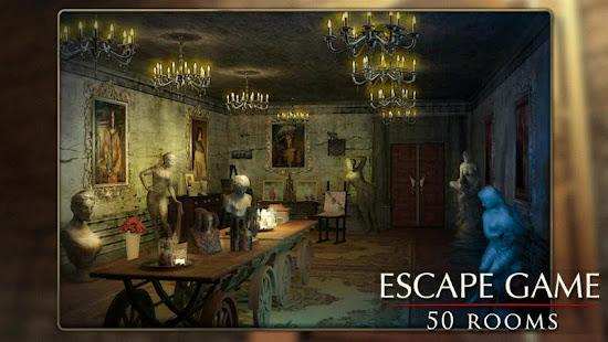 Escape game: 50 rooms 2 3