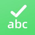 AI Grammar Checker for English - Correct Spelling icon