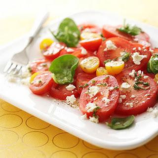 Five-Tomato Salad