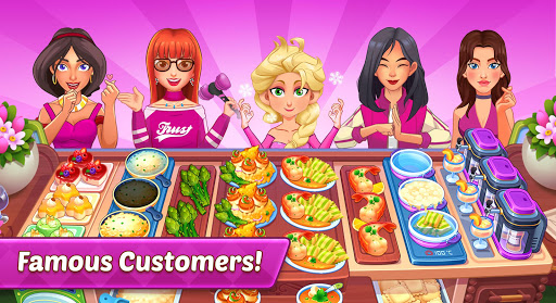 Cooking Family : Madness Restaurant Cooking Games 1.25 screenshots 2