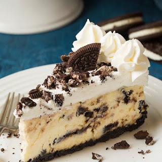 Cookies 'N Cream Cheesecake.