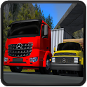 Mercedes Benz Truck Simulator Multiplayer icon