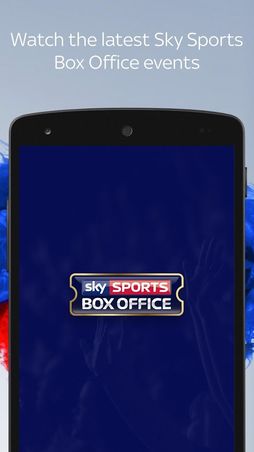 how to watch live sports on android box