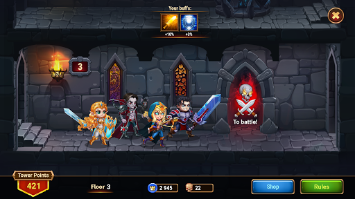 Hero Wars – Hero Fantasy Multiplayer Battles screenshot 6