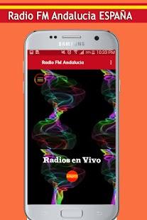 Radio FM Andalucia - náhled