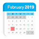 US Calendar All Years with Public Holidays APK