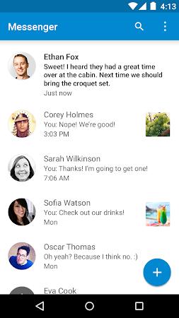 Messenger 1.3.030 screenshot 2279
