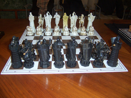 scacchi di Antonio De Felice