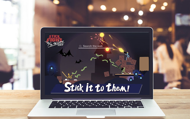 Stick Fight HD Wallpapers Game Theme