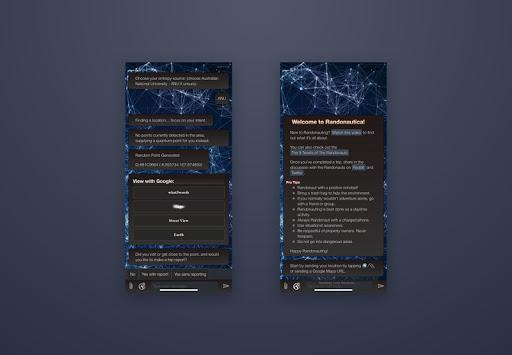 Randonautica Beginers Guide screenshot 2