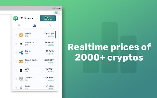 EO.Market – Crypto Market Statistics