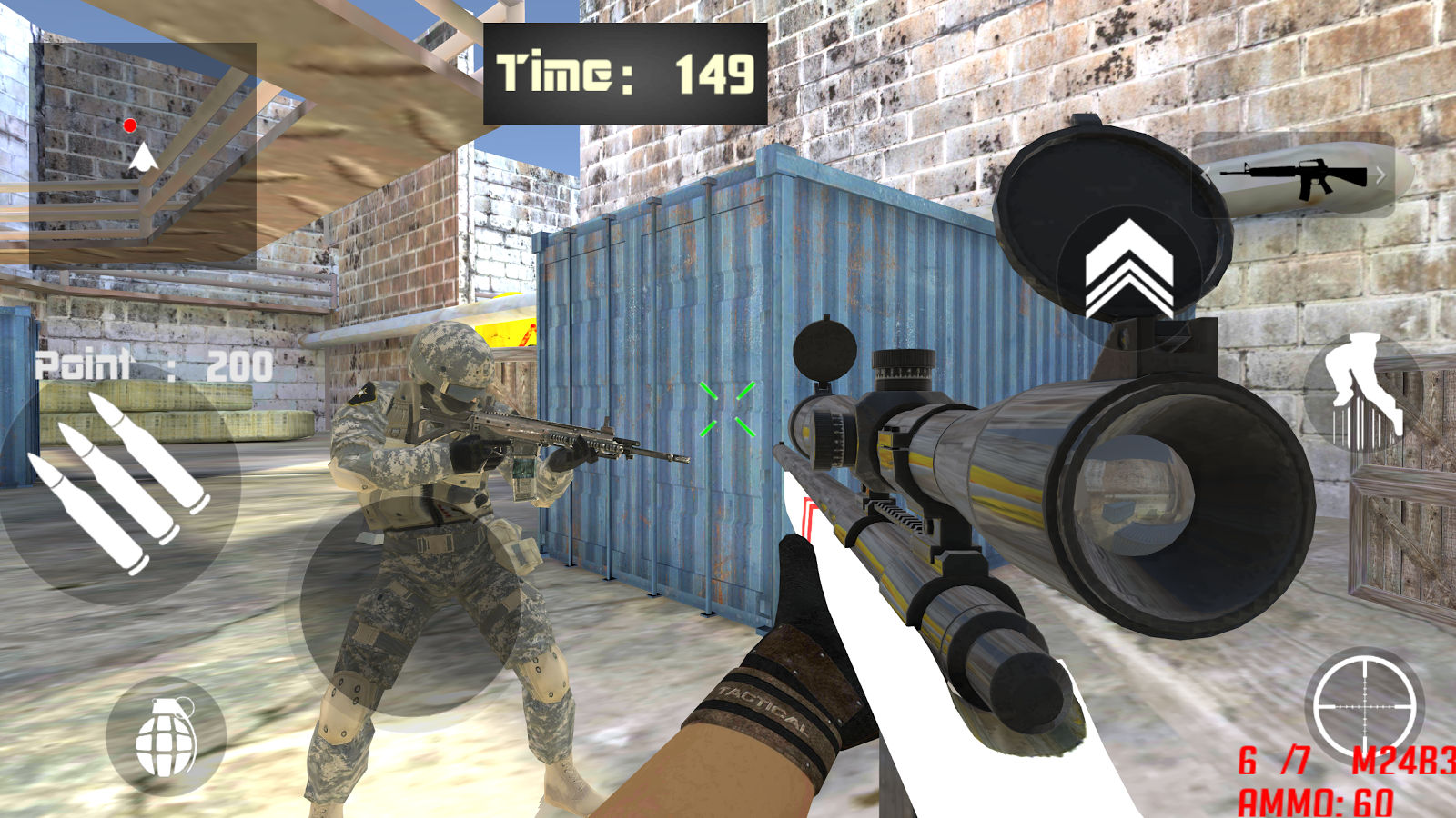Local Warfare: LAN/Online FPS- screenshot