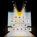 Mod Model Word Search icon