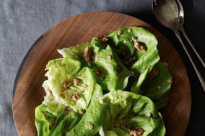 We're Putting savory crumbles everywhere