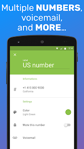 TextMe Up Free Calling & Texts App Download For Android 5