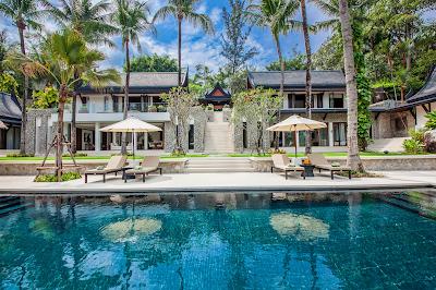 An Enchanting Luxury Villa in Phuket in phuket
