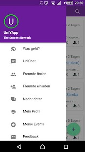 UniYApp Tübingen- screenshot thumbnail