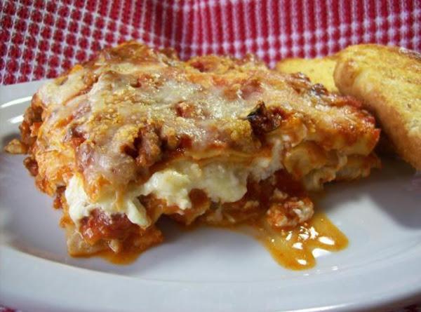 Mama Rose's Lasagna Recipe