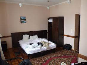 Photo: Takto se žije na hotelu v Murmansku.
