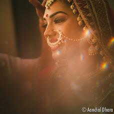 Wedding photographer Aanchal Dhara (aanchaldhara). Photo of 19.01.2018