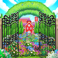 Royal Garden Tales - Match 3 Puzzle Decoration icon