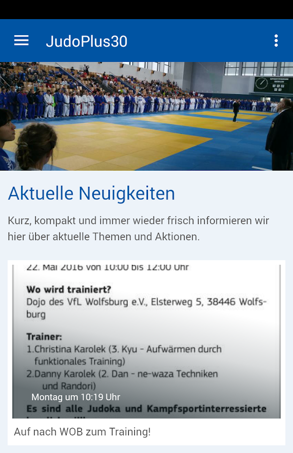 JudoPlus30- screenshot