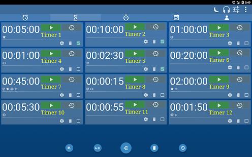 Wecker Alarm Plus Millenium Screenshot